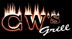 CW Grill logo