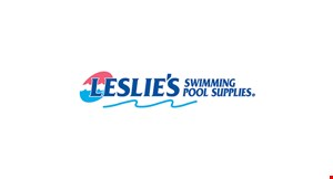Leslie's Pool Supplies logo
