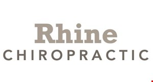 Rhine Chiropractic Center logo