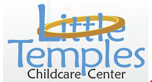 Little  Temples Childcare Center logo