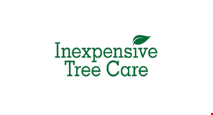 Inexpensive Tree Care logo
