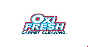 Oxi Fresh of Fairfield logo