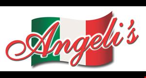 Angeli's Italian Restaurant and Catering logo