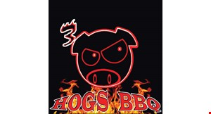 Product image for 3 Hogs BBQ $10 OFF catering order of $100 or more