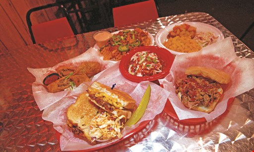 Product image for 3 Hogs BBQ $5 OFF total purchase of $25 or more