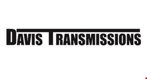 Davis Transmission logo