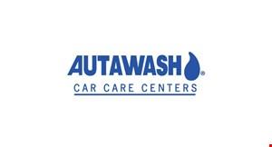 Autawash Car Care Centers logo