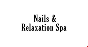 Nails & Relaxation Spa logo