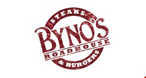 Byno's Roadhouse logo
