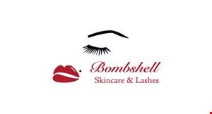 Bombshell Skincare & Lashes logo