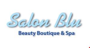 Salon Blu logo