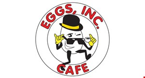 Eggs, Inc logo
