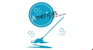 American Janitor Service logo