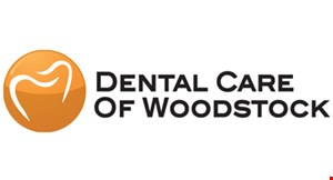 Dental Care of Woodstock logo