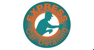 Express Car Detailing logo