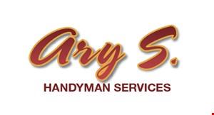 Ary's Handyman Service logo