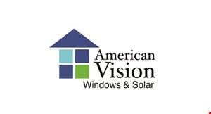 American Vision Windows AZ logo