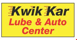Kwik Kar  Carrollton logo
