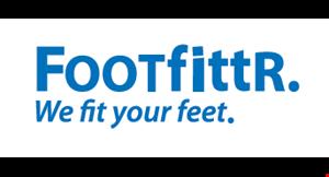 Footfittr logo