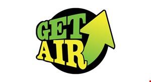 Get Air  Suwanee logo