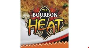 Bourbon Heat logo