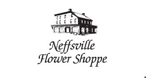 Product image for Neffsville Flower Shoppe 20% OFF your online purchase