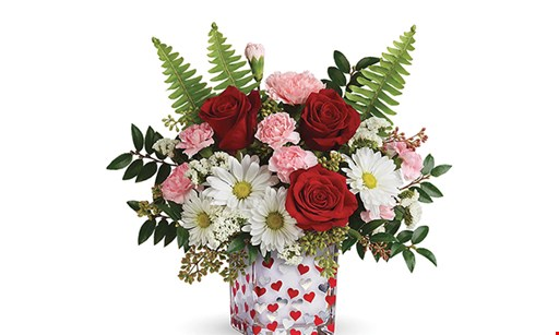Product image for Neffsville Flower Shoppe $5 off any cash & carry purchase of fresh flowers over $10.