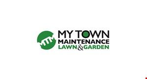 My Town Maintenance Lawn and Garden logo