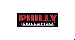 Philly Grill & Pizza logo