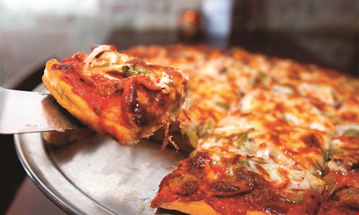 Product image for Salerno's Pizzeria & Sports Bar ½ OFF Any Size Cheese Pizza.