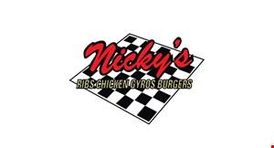 Nicky's logo