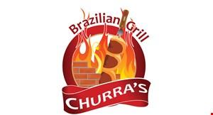 Churra's Brazillian Grill logo