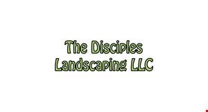 The Disciples Landscaping LLC logo