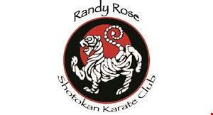 Randy Rose Shotokan Karate Club logo
