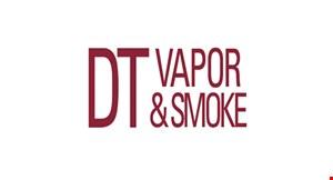 DT Vapor & Smoke logo