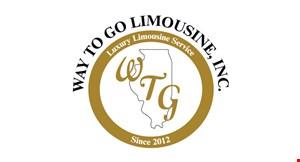 Way to Go Limousine,Inc logo