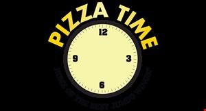 Pizza  Time logo