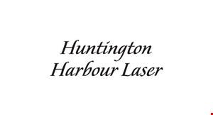 Huntington Harbour Laser logo