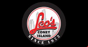 Leo's Coney Island logo