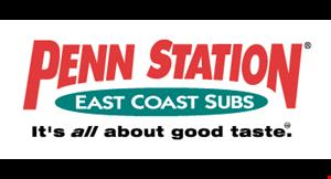Penn  Station Subs logo