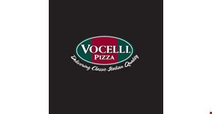 Vocelli Pizza Bridgeville logo