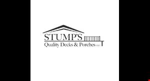 Stump's Quality Decks & Porches LLC logo