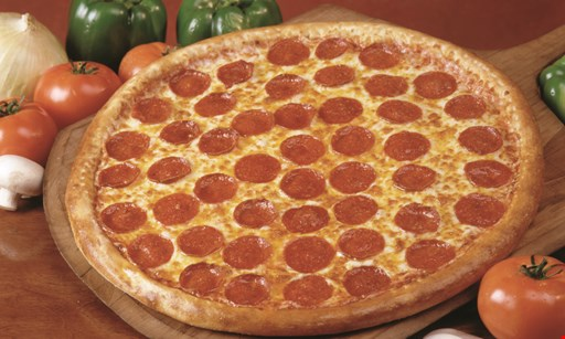 Product image for All Star Pizza Free Order of Fried Dough or Garlic bread with $10 Purchase.