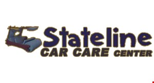 Stateline Car Care logo