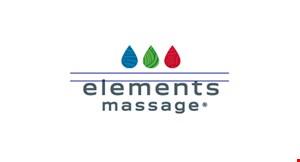 Elements Massage logo