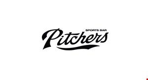 Pitcher's logo