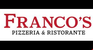 Franco's Pizzeria & Ristorante logo