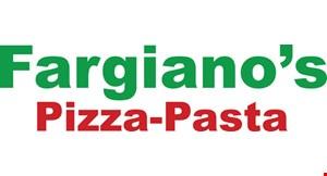 Fargiano's Pizza and Pasta logo