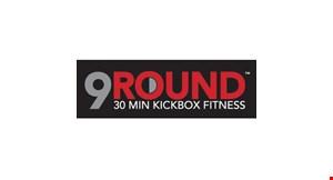 9Round Kickboxing & Fitness Centers logo