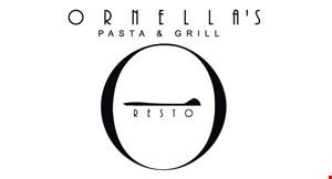 Ornella's Pasta & Grill logo
